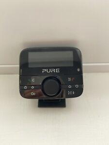 Pure Highway 600 In-Car DAB/DAB+ Digital Radio Adaptor Bluetooth Handsfree Call
