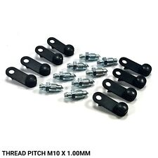 8x BRAKE CALIPER BLEED NIPPLES SCREWS BREMBO FITS NISSAN 350Z 2002-2014 NIP1020H