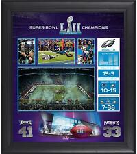 Philadelphia Eagles Framed 15x17 Super Bowl LII Champions Collage - Fanatics