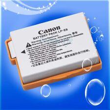 Genuine CANON Battery LP-E8 EOS 700D 550D 600D 650D Kiss X4 X5 X6 Rebel T4i T3i