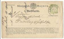 Decimal Used Postal Card, Stationery European Stamps