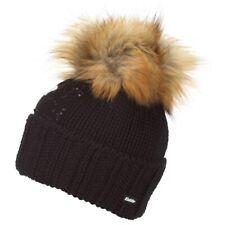 Eisbär Laureen Lux Mütze schwarz