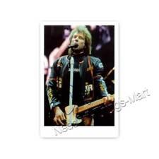 Jon Bon Jovi | John Francis Bongiovi  - Autogrammfotokarte laminiert [AK1]