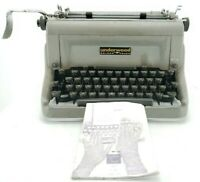 Vintage Underwood Golden Touch Type Writer