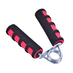 1PC Spring Hand Grip Finger Strength Exerciser Sponge Forearm  Grip Expan W*