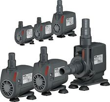 EHEIM COMPACT ON PUMPS. FISH TANK WATER FLOW PUMP 300,600,1000,2000+,3000+,5000+