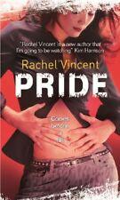 Pride (Shifters) By Rachel Vincent