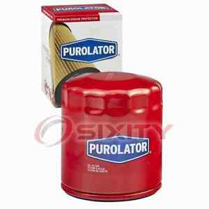 Purolator Engine Oil Filter for 2015-2019 Lincoln MKC 2.0L 2.3L L4 Oil kd