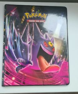 Ultra Pro Pokemon A4 9 Pocket Portfolio XY Phantom Forces - Mega Gengar