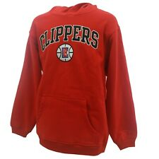 LA Los Angeles Clippers Official NBA Kids Youth Size Hooded Sweatshirt New Tags