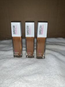 Lot Of 3 Superstay Full Coverage 24H Foundation 360 Mocha