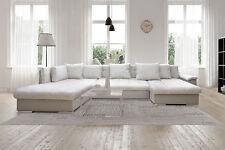 SOFA 4 U Faux Leather Living Room Chaises Longues