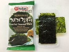 2.4gx6 Packs Roasted seaweed Snack@uk seller@