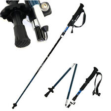 1pc Carbon Fiber Hiking Climbing Trekking Poles Walking Stick Canes Older Crutch