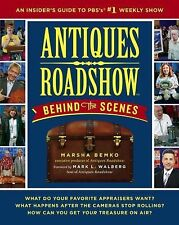 Antiques Roadshow Behind the Scenes: An Insider's Guide to PBS's #1 We-ExLibrary