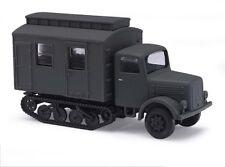 Busch 80041 - 1/87 / H0 WWII Magirus Khd S3000 Funkkraftwagen - Neu