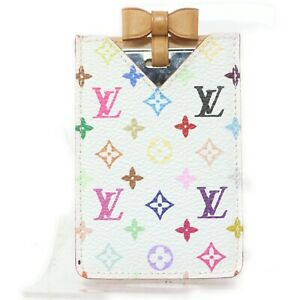 Louis Vuitton Card Case Etui Compact Mirror M92651 1133018