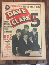 Dave Clark 5 Collectors Edition Charlton Publication Magazine