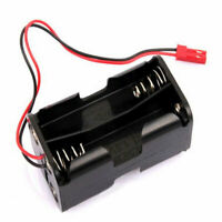 Hot!Receiver Battery Pack Case Box AA Nitro RC For Kyosho Thunder Tiger Tamiya