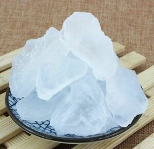 Alum block Aluminium Potassium Sulphate Mordant Anti-Bacterial Deodorant
