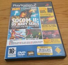 Demo Disc 45 Official UK Playstation 2 Magazine - Sony Playstation 2 (2004)