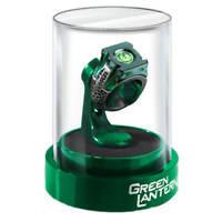 DC Green Lantern Collectors Display Ring Prop - Boxed Noble Comics Memrobilia