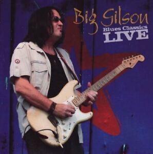 Big Gilson - Blues Classics Live CD #1990313