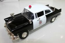 First Gear 1:34 Scale 1956 FORD TUDOR SEDAN CHIEF'S LOS ANGELES LAPD #18-2596