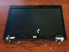 "HP EliteBook 2530p 12.1"" Laptop LCD Display Screen Panel Complete Assembly OEM"