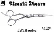 "Kissaki KT Series Left Handed 19L 6.0"" Hair Cutting Scissors Salon Hair Shears"