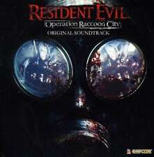 Original Video Game Soundtrack - Resident Evil: Operation Raccoon City NEW 2 x C
