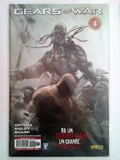 Gears of War n. 4 di Ortega, Sharp, Bisley * Panini Comics Mix n. 7