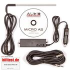 Audio System Micro AS car audio tuning system with microphone for professionals