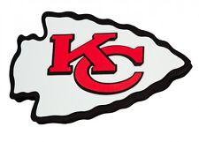Kansas City Chiefs 1 inch thick 3D Foam Wall Sign