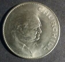 Great Britain 1965 Sir Winston Churchill Circulated Crown Coin