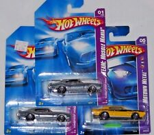 HOT WHEELS PONTIAC GTO JUDGE X3 CARS
