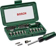 Bosch Bitset Bitbox X-line Set 46 Pièces Tournevis 2607019504