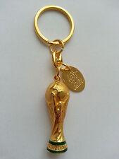 WM Pokal 3D Schlüsselanhänger World Cup Brazil Keychain OVP Trophy Coca Cola