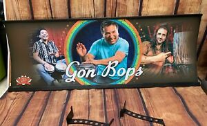 Gon Bops Hanging Store Sign to Hang on Slatwall Walls in Retail Stores