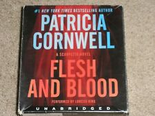 Flesh and Blood CD  (Unabridged) By Patricia Cornwell