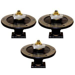3pk Spindle Assembly for Toro Z400 Z500 107-8504 Zero Turn Mower Z Master