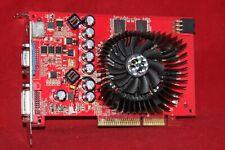 Palit GeForce 7300GT Sonic, 256MB DDR3. AGP Graphics Card. XNA/730TS+TD21-PM8M73