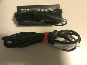 Toshiba PA3714U-1ACA 19V 3.42A 65W Toshiba Satellite Laptop AC Adapter Charger