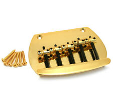 Gold 5-String Music Man® OLP Style Bass Bridge BB-MM5-G