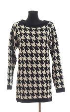 MARC CAIN Women's long sleeved Wool Mix Long Sweater Tunic Size N3