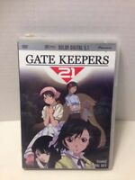 Gate Keepers 21 - Final Gate DVD- Brand New Sealed-Fast Ship (OD-11974/OD-003)