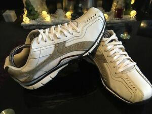 MENS SKECHERS TRAINERS SIZE UK 8