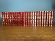 Easton Press - Harvard Classics Lot of 21 / Unread - 2 Still Sealed!