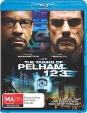 The Taking Of Pelham 123 (Blu-ray, 2010) BRAND NEW SEALED
