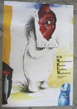 Polish Poster - Bookplate Biennial - Get stankiewicz